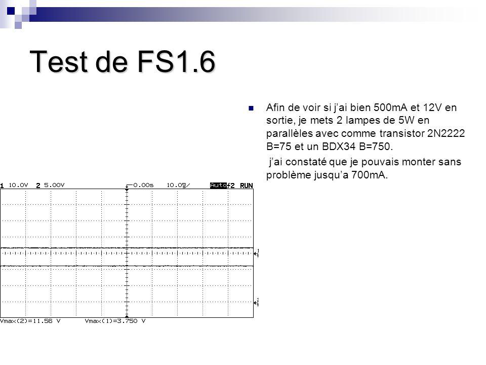 Test de FS1.6