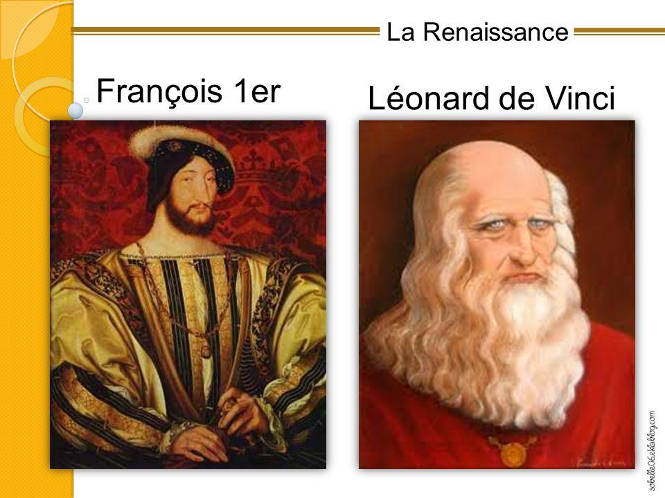 François 1er Léonard de Vinci