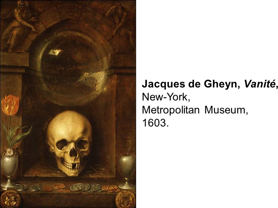 Jacques de Gheyn, Vanité,