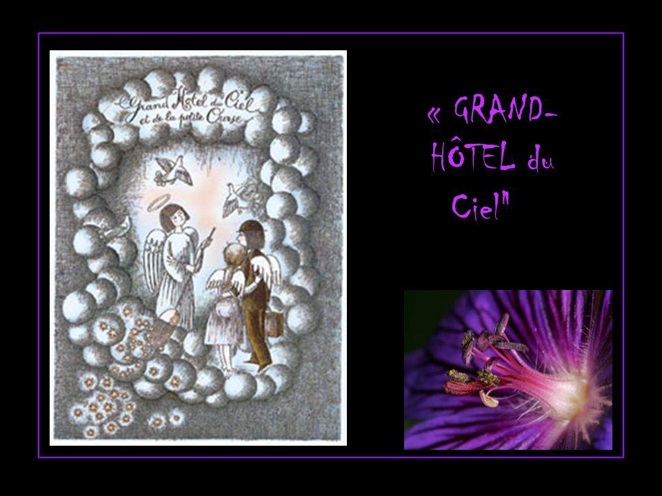 « GRAND-HÔTEL du Ciel