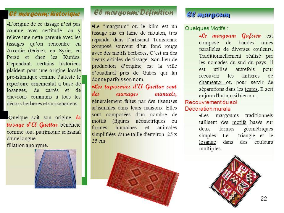El margoum: Définition El margoum