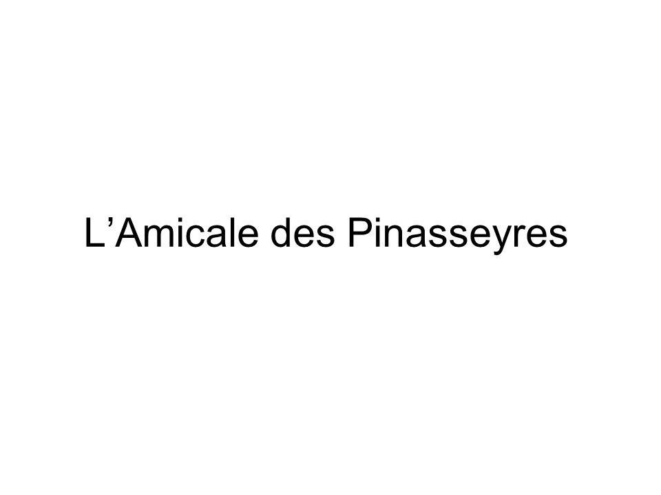 L'Amicale des Pinasseyres
