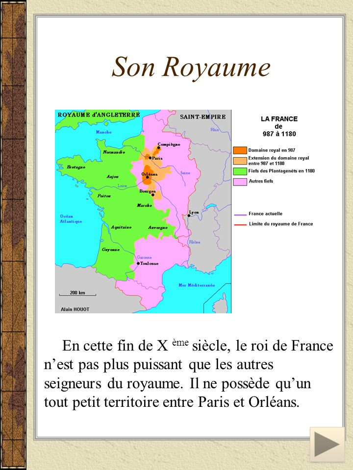Son Royaume