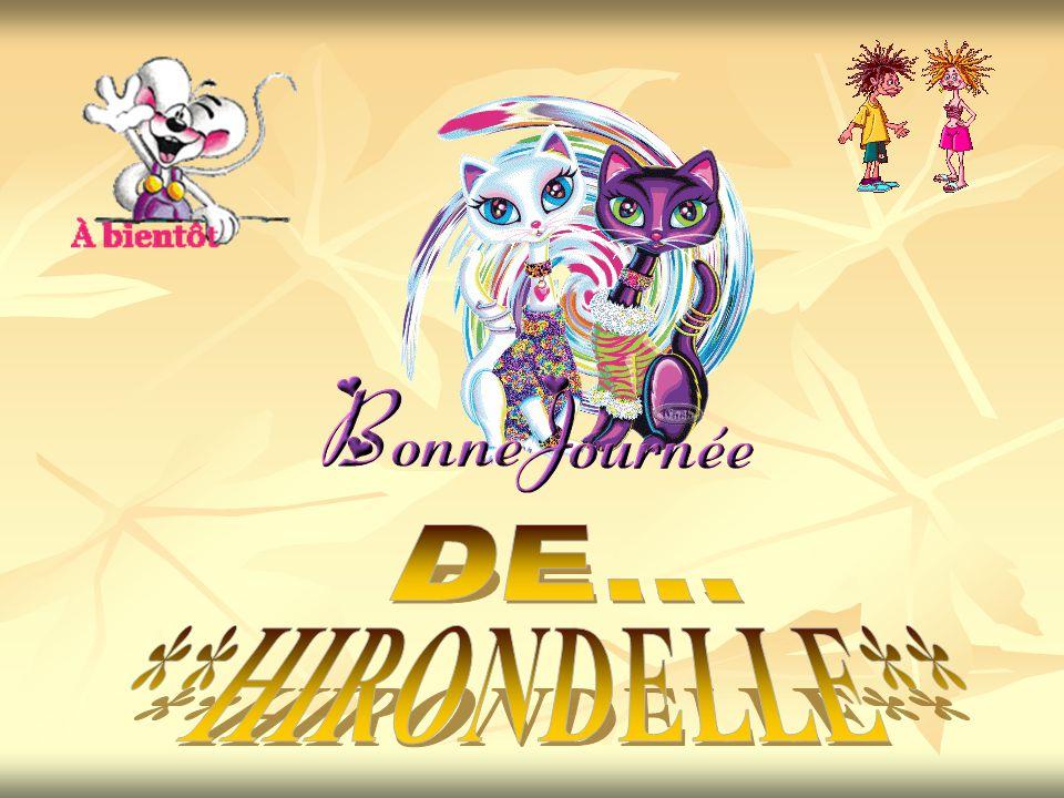 DE... **HIRONDELLE**