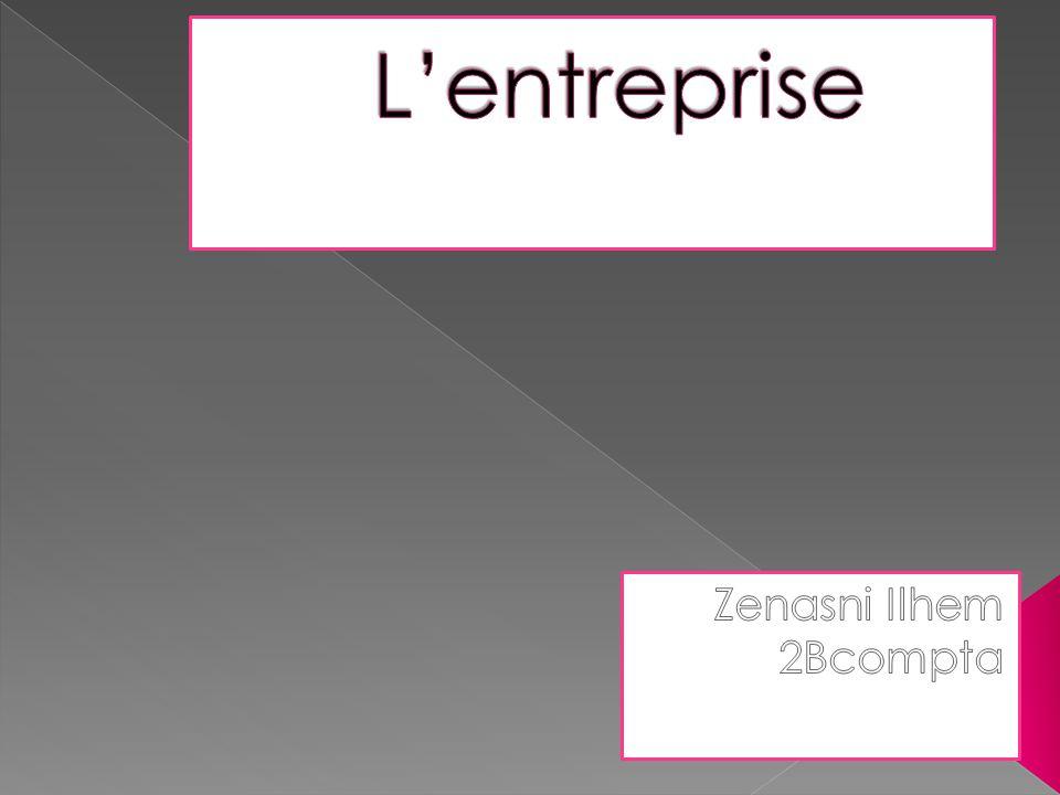 L'entreprise Zenasni Ilhem 2Bcompta