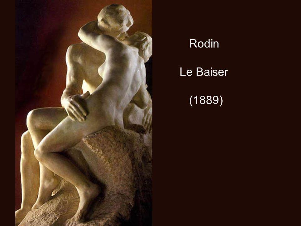 Rodin Le Baiser (1889)