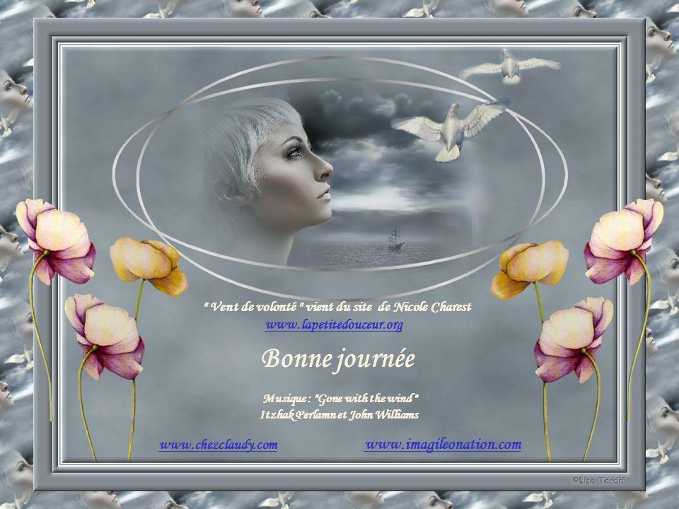 Bonne journée www.imagileonation.com
