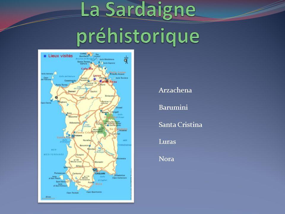 La Sardaigne préhistorique