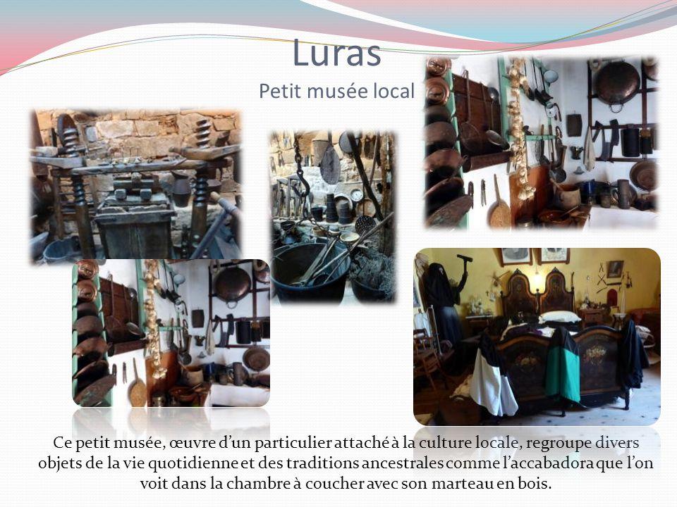 Luras Petit musée local