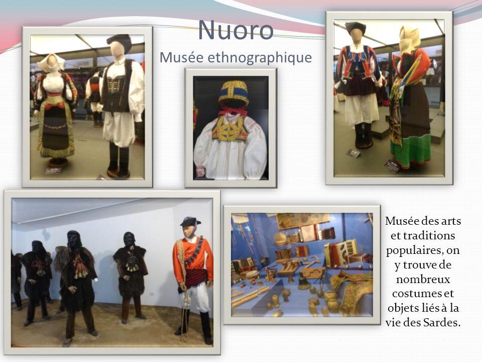 Nuoro Musée ethnographique