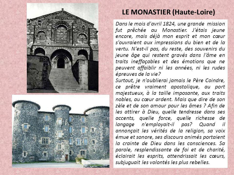 LE MONASTIER (Haute-Loire)