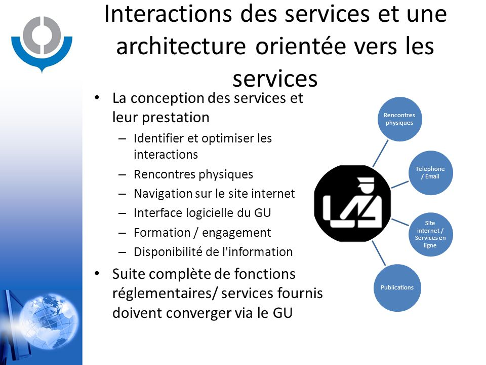 Site internet / Services en ligne
