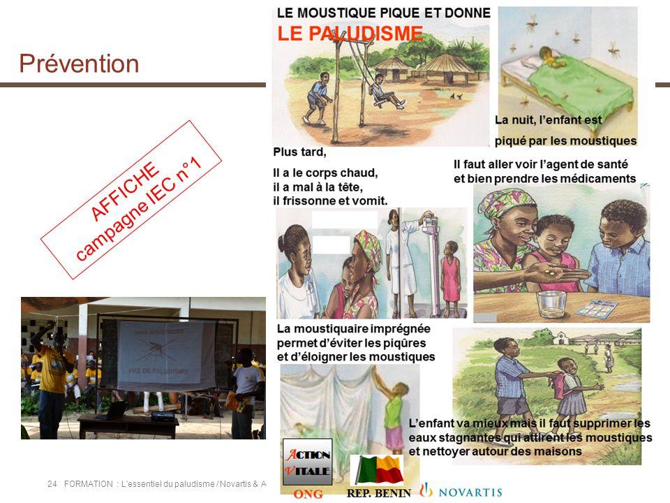 Prévention AFFICHE campagne IEC n°1 24