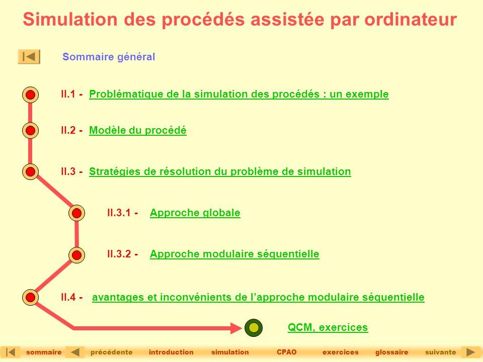 Simulation des procédés assistée par ordinateur