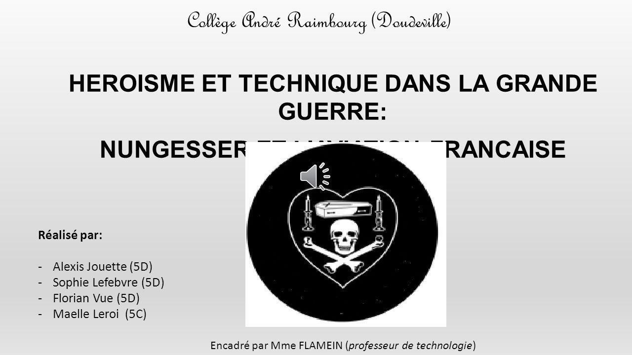 Collège André Raimbourg (Doudeville)