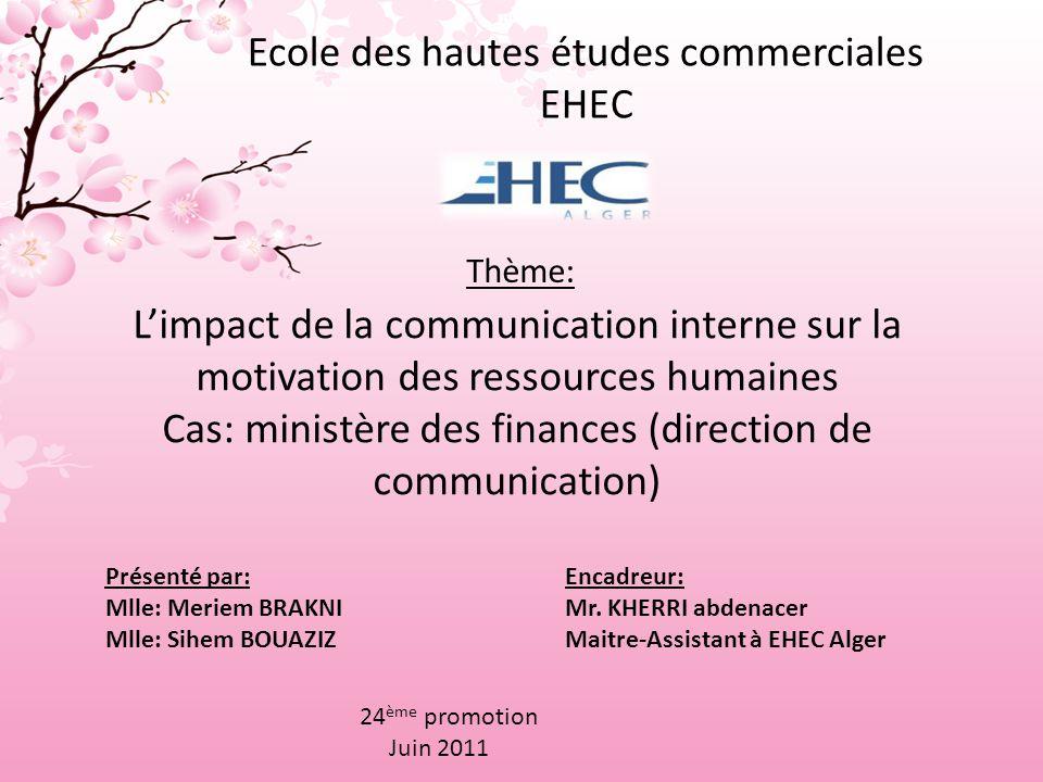 Ecole des hautes études commerciales EHEC