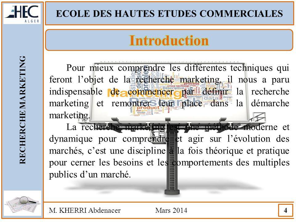 ECOLE DES HAUTES ETUDES COMMERCIALES