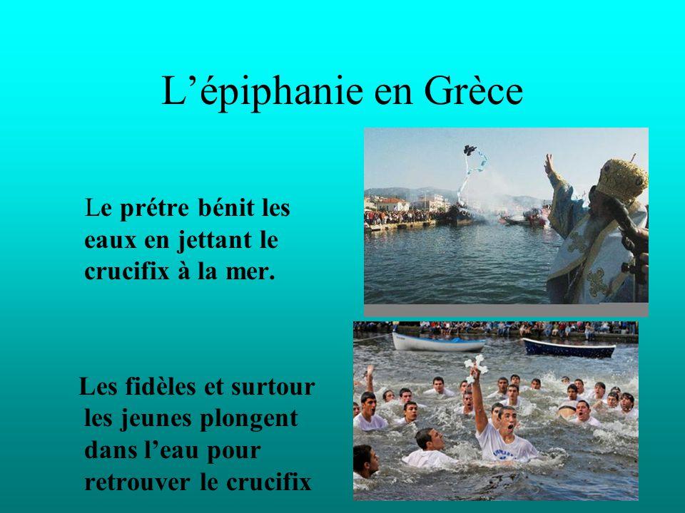 L'épiphanie en Grèce