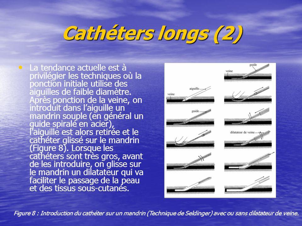 Cathéters longs (2)