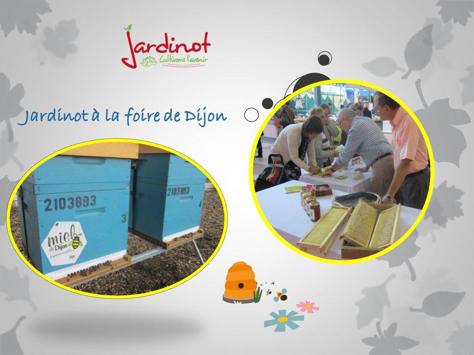 Jardinot à la foire de Dijon