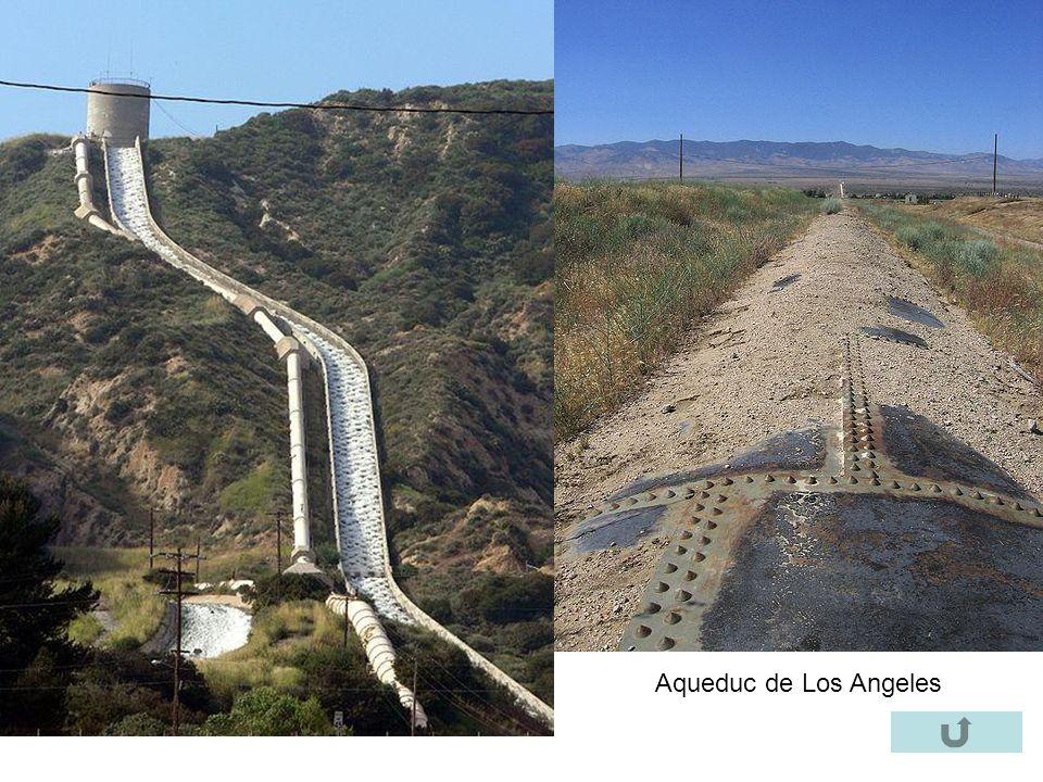 Aqueduc de Los Angeles