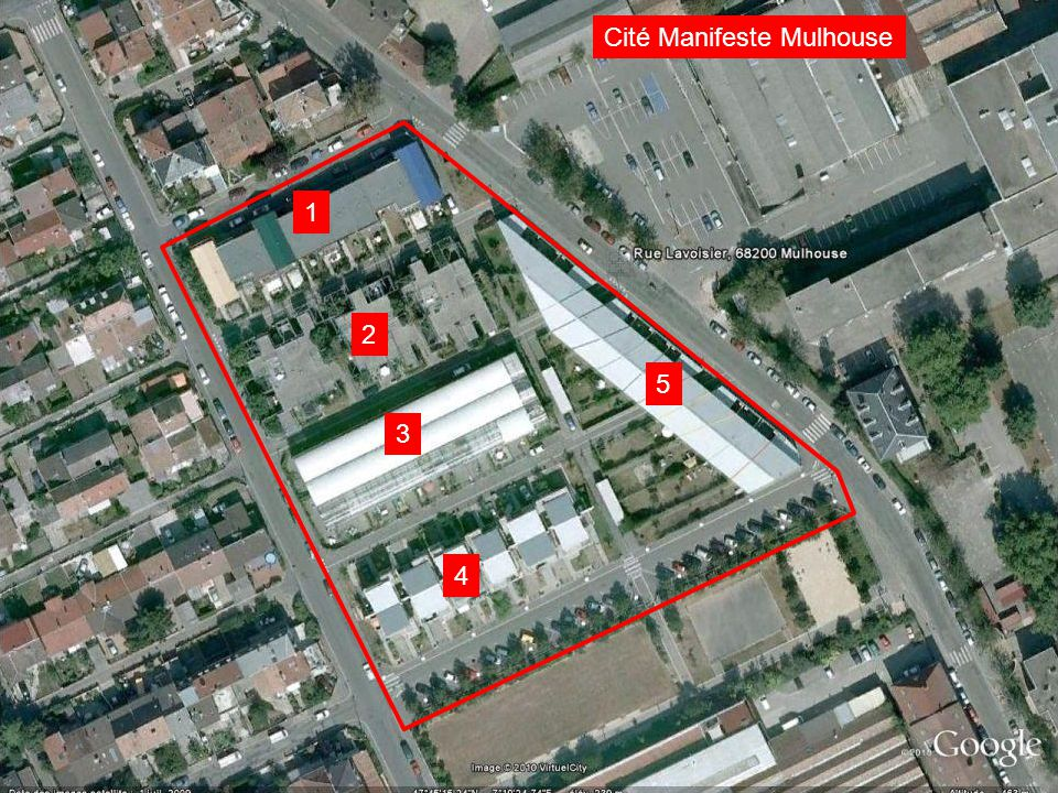 Cité Manifeste Mulhouse