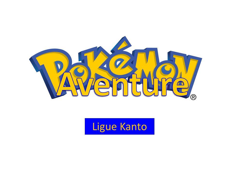 Aventure Ligue Kanto