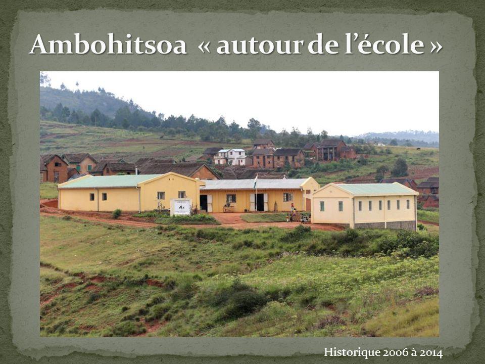 Ambohitsoa « autour de l'école »