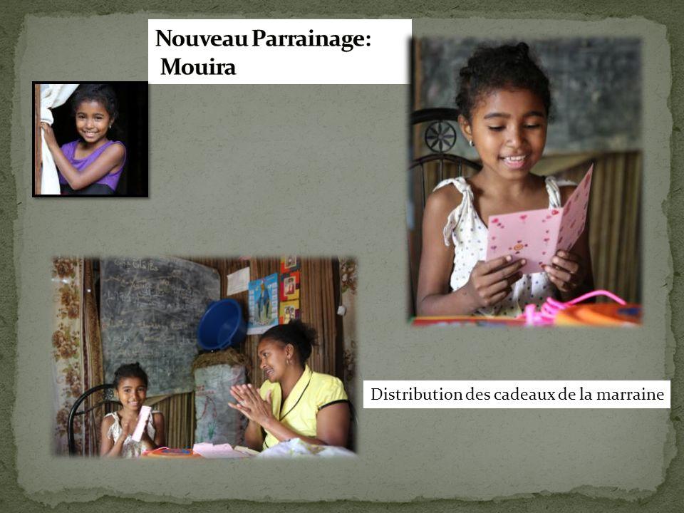 Nouveau Parrainage: Mouira