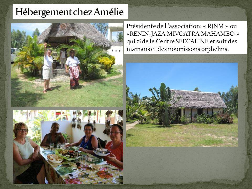 Hébergement chez Amélie