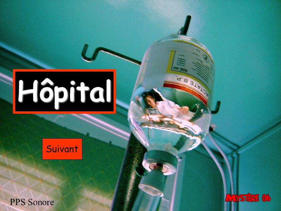 Hôpital Suivant PPS Sonore