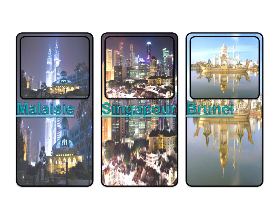 Malaisie Singapour Brunei