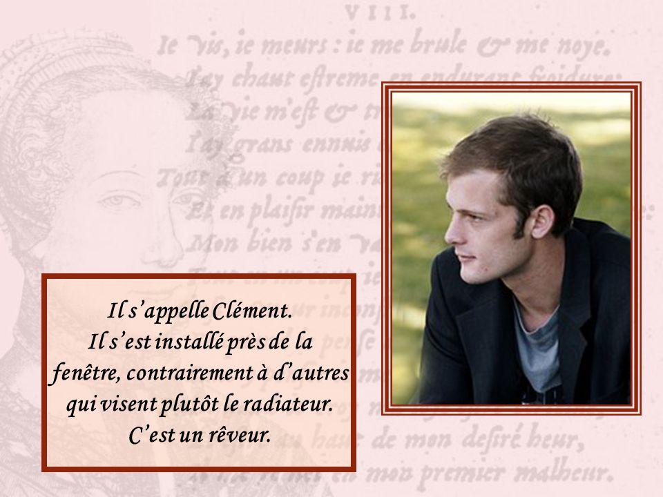 Il s'appelle Clément.