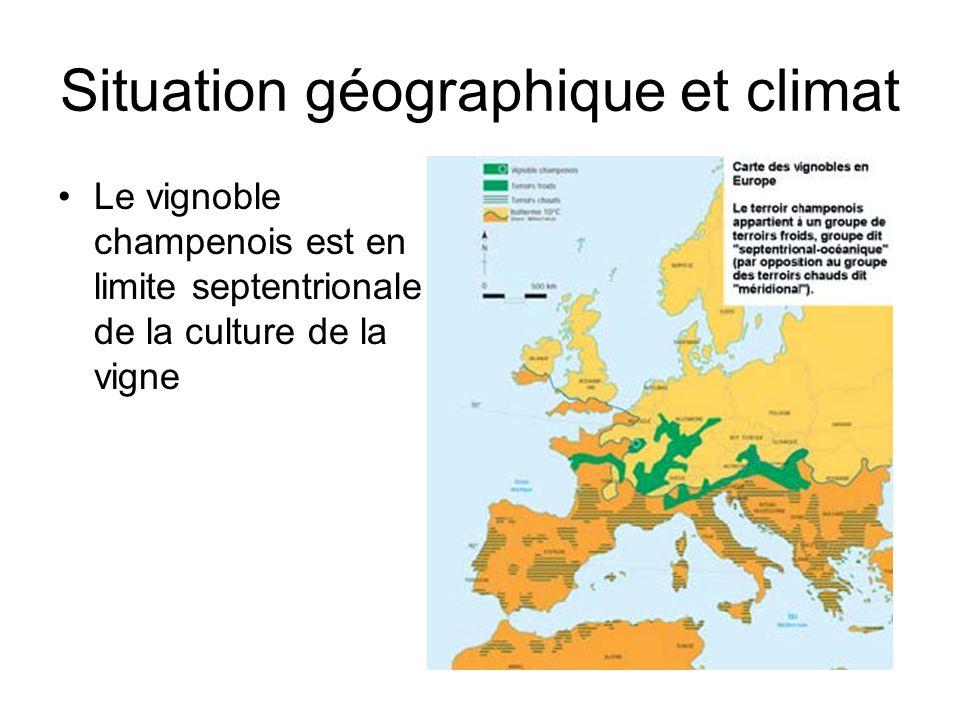 Situation géographique et climat