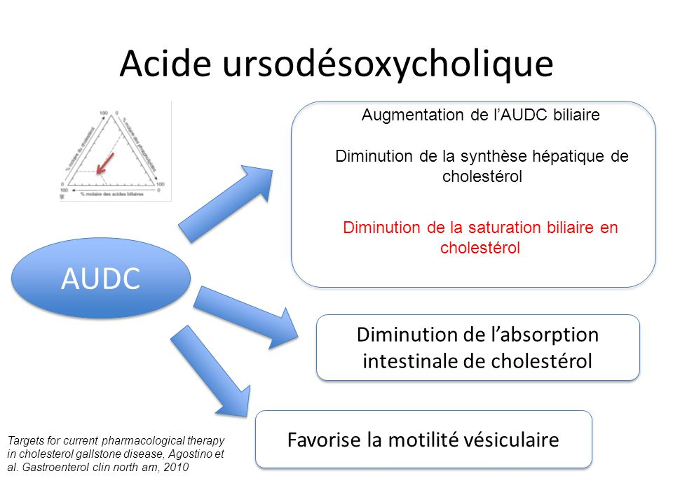 Acide ursodésoxycholique