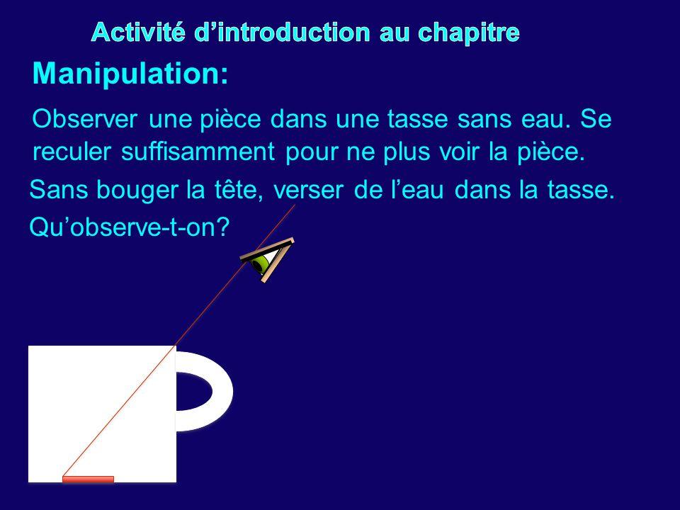 Activité d'introduction au chapitre