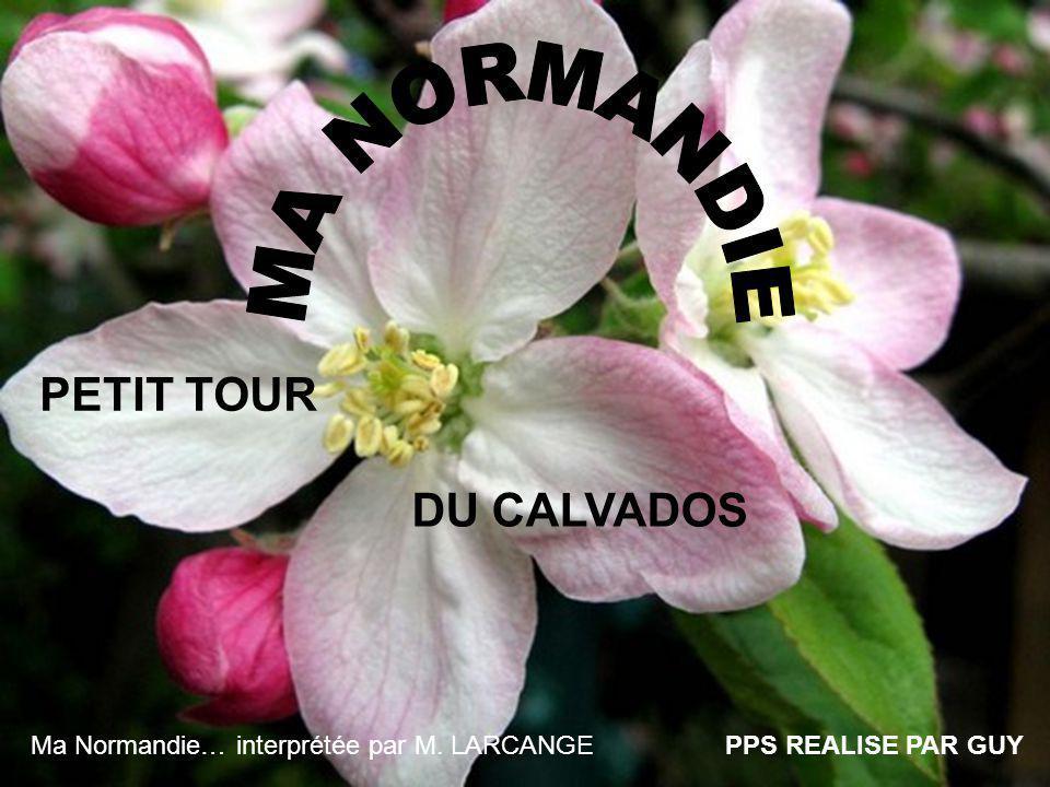 MA NORMANDIE PETIT TOUR DU CALVADOS
