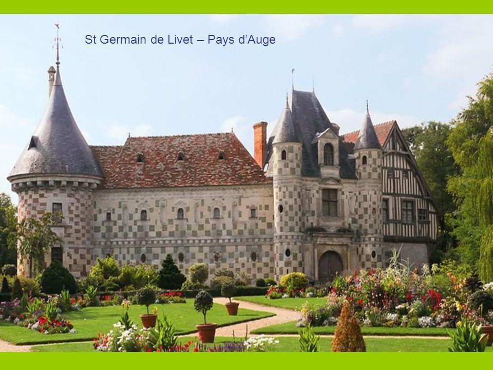 St Germain de Livet – Pays d'Auge
