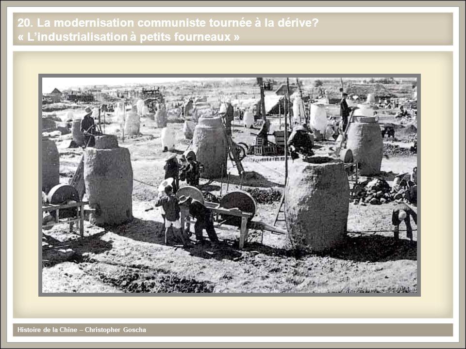 20. La modernisation communiste tournée à la dérive