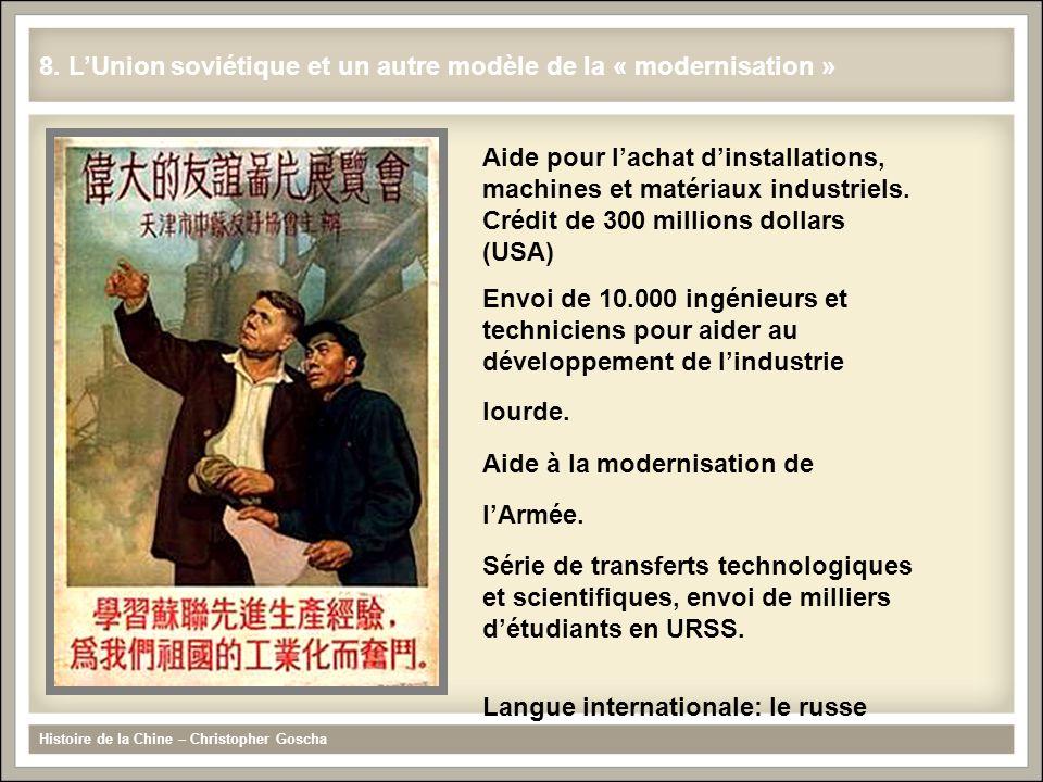 8. L'Union soviétique et un autre modèle de la « modernisation »