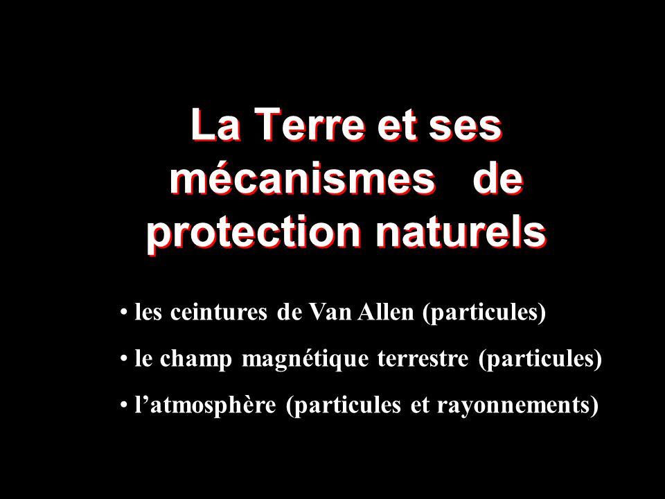 La Terre et ses mécanismes de protection naturels