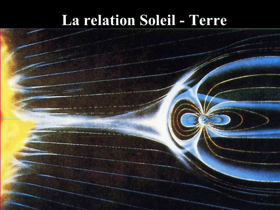 La relation Soleil - Terre