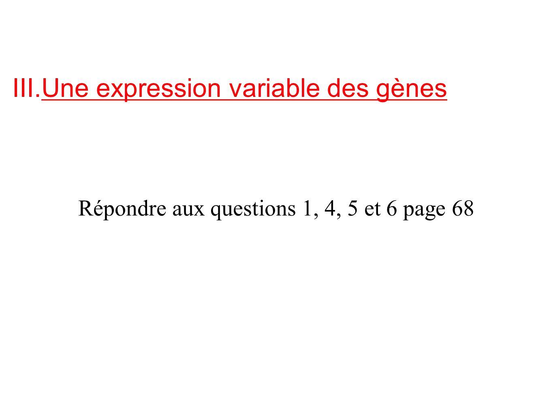 Répondre aux questions 1, 4, 5 et 6 page 68