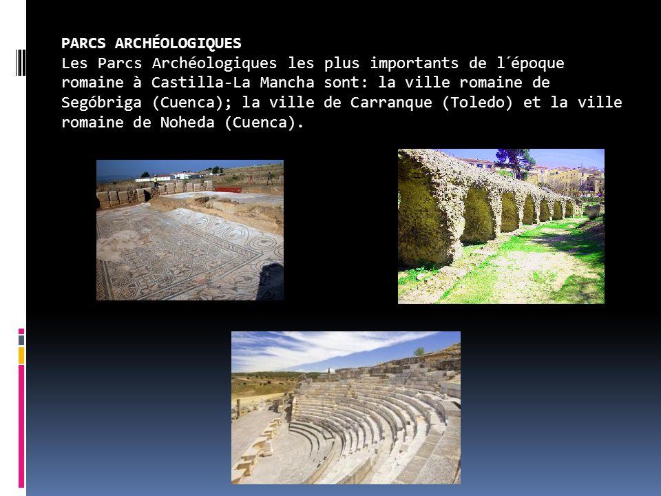 PARCS ARCHÉOLOGIQUES