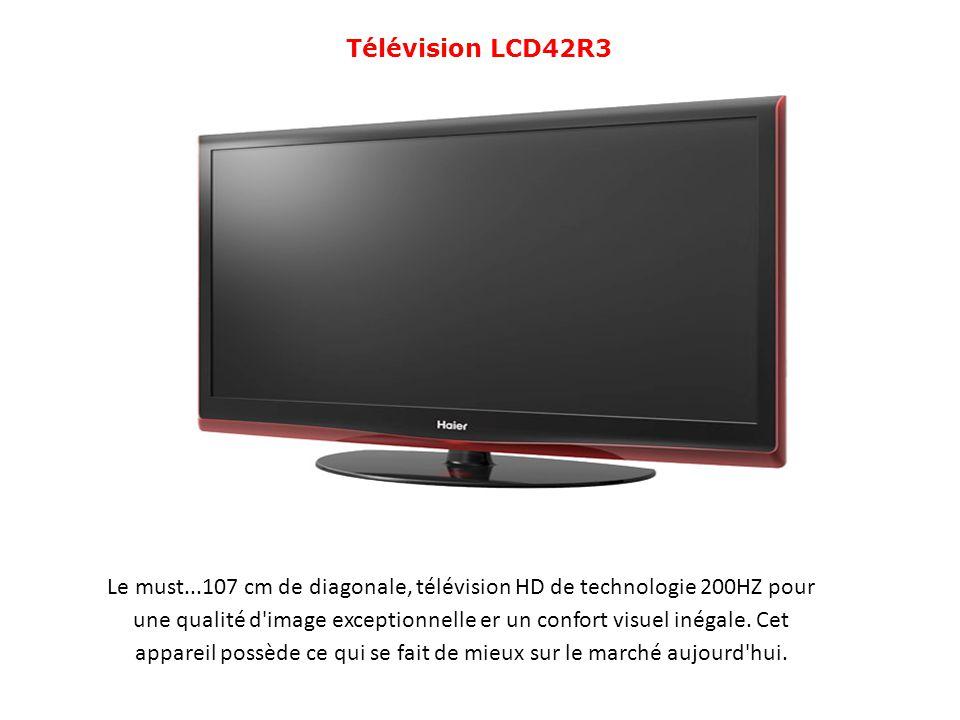 Télévision LCD42R3