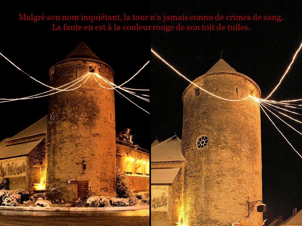 Malgré son nom inquiétant, la tour n'a jamais connu de crimes de sang