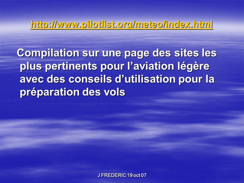http://www.pilotlist.org/meteo/index.html