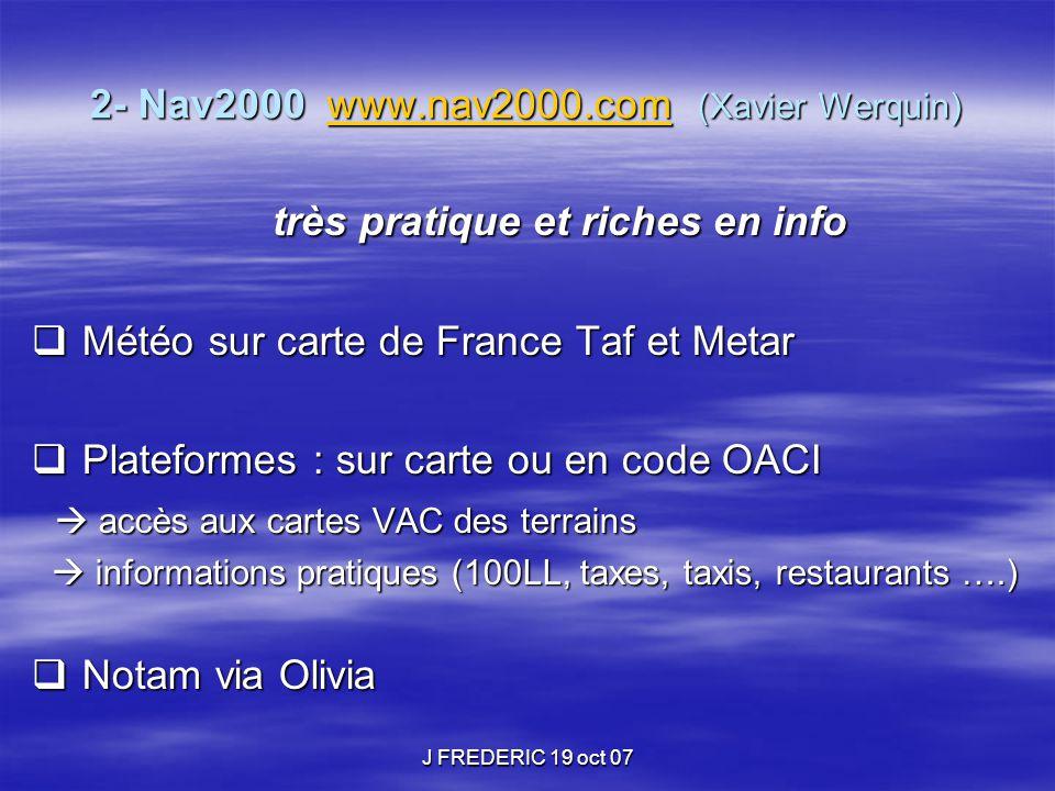 2- Nav2000 www.nav2000.com (Xavier Werquin)