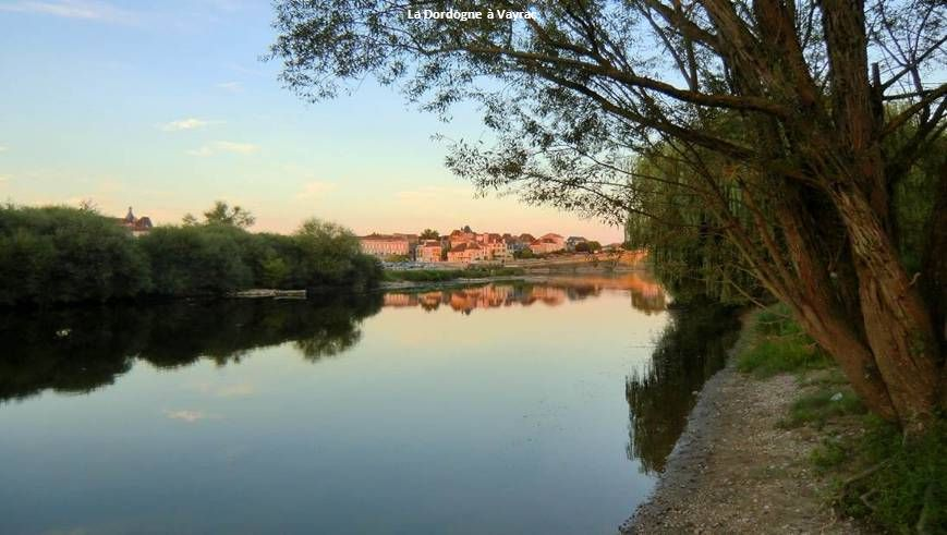 La Dordogne à Vayrac