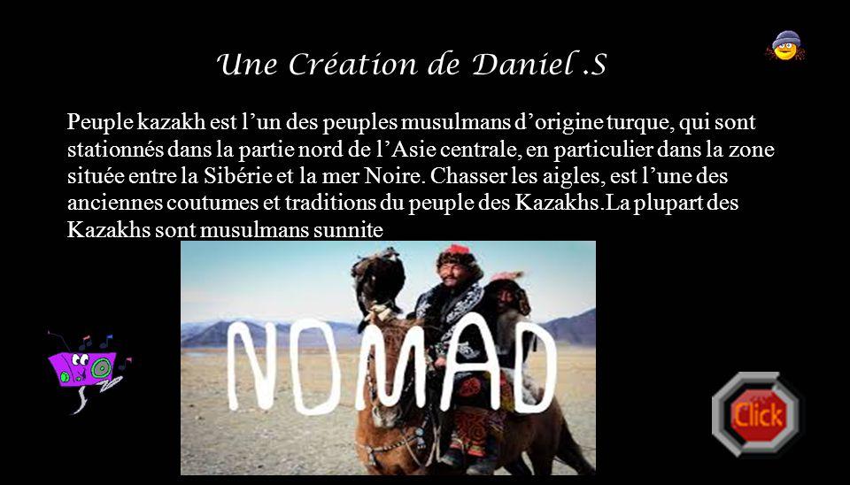 Une Création de Daniel .S